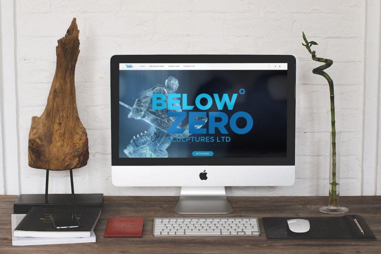 below zero - The Web Distillery